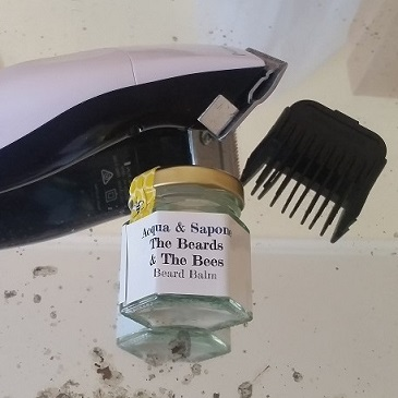 The Beards and the bees for Acqua & Sapone